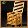 Cofres de madeira de brinquedos de bambu Bancada de lavanderia para bancos de bambu (EB-B4098)