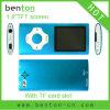 eingebautes Plastik-veränderbare Lithium-Batterie des Spieler-1.8  MP4 (BT-P204C)