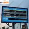 46インチ完全な屋外LCDデジタルSinageデジタル情報のトーテムの高い明るさLCDの表示