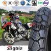 2.75-17 Pneu/pneu populaires bon marché de moto de configuration