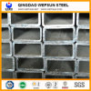 Mildes Steel Black Square Tube und Pipe (400 Series)