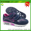 Оптовое Children Buckle Casual Skate Shoes для Girls