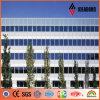 1220mm Width ACP Building Material Aluminum Facade Wall Panel