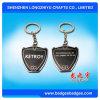 Volleyball Keychain kundenspezifischer Firmenzeichen-Form-Schlüssel-Halter
