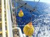 50 het Testen van de Lading van het Water metrische tonnen van de Zakken van het Gewicht