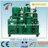 Rimuovere le particelle dell'acqua recuperano la strumentazione di rigenerazione dell'olio del trasformatore di colore (ZYB)