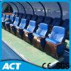 Banc de remplacement portatif de sports de banc de VIP pour des joueurs de football, entraîneurs
