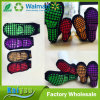 Черный короткий пробки носок Trampoline выскальзования Non для взрослого и детей