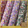 Modische PU-Leder -Blumen-Entwurf ( 3009 )