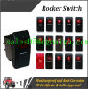 Laser inserita/disinserita marino Switch di Waterproof Rocker Switch 12V 24V