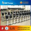 Zentrifugale versenkbare Pumpe mit Edelstahl-vertikaler Mehrstufenpumpe
