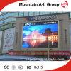 2016 tablillas de anuncios a todo color al aire libre publicitarias de LED P16