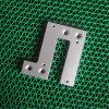 Parte di alluminio di alta qualità con l'anodizzazione lavorando di CNC