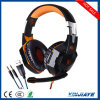 Selling chaud G9000 USB 3.5mm Wired Headphone Gaming Headset avec la DEL