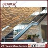 Office Stair (DMS-B21262)のための組み立てられたGlass Panel Balustrade
