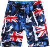 Shorts do homem/pugilista das crianças, Shorts da praia do menino, Shorts da praia do homem