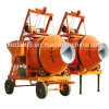750L Mobile Cement Mixer (JZM750)