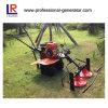 7.5 El HP Correa-Conduce a agricultor de la energía de la gasolina, agricultor rotatorio ruso