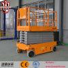 Plate-forme automotrice de levage de ciseaux des produits de haute qualité Htjz-12