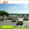 Mobília do pátio, sofá do jardim ajustado (DH-8630)