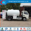 Kleine 6cbm LPG Dispenser Truck voor Hot Sale