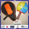 OEM bon marché des prix fait dans le prix des prix de la Chine de la raquette bon marché de ping-pong