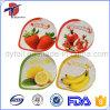 De Deksels van de aluminiumfolie voor Kop van de Yoghurt van pp de Plastic