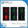 Verkehrs-Sinal Licht des 300mm Fußgänger-LED mit Count-down-Timer