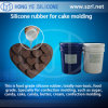 Silicone liquido Rubber per Chocolate Molds Making Manufacturer