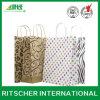 Bolso de compras de papel de encargo profesional de la venta caliente 2016