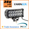 ATV tous terrains 6.6 Inch DEL 36W Light Bar Truck Tractor 4X4 DEL Driving Light