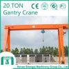Grue 2016 de portique simple de poutre de Shengqi-Fabricant 20 tonnes