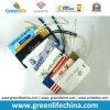 Tag do curso do preço de fábrica com acessórios da bagagem do PVC do laço os bons