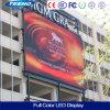 Pantalla de visualización al aire libre publicitaria a todo color de LED de la cartelera P6 SMD