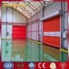 Puerta de alta velocidad del rodillo del alto rendimiento de la persiana enrrollable (YQRD0051)