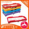 Cama plástica da escola dos jogos de quarto do padrão europeu para crianças