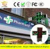 Offline-Querzeichen der Apotheke-LED für Krankenhaus (960*960mm/768*768mm)