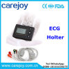 Temps d'enregistrement 24/72 heures ECG Holter Recorder System Holter Analysis Software Cardiac with Ce-Candice