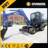 Pequeño y mediano excavador de rueda de compartimiento 4WD WYL90