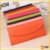 Señora de cuero suave colorida Wallet de la PU de la manera caliente de la venta