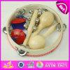 2015 Houten Muzikale Stuk speelgoed het Van uitstekende kwaliteit van Nice Deisgn, Stuk speelgoed van het Instrument van Kinderen het Houten Muzikale, het Muzikale Stuk speelgoed van de Baby voor Kerstmis Wj278138