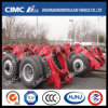 Cimc Huajun 1axle Dolly Trailer