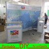 Портативная выставка торговой выставки стойки индикации знамени