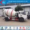 Forland 4cbm 5cbm de Concrete Mixer van 6 Wielen