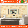 Moderne Design Wall Paper voor de Woonkamer van TV Background
