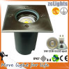 Luz de tierra ahuecada del acero inoxidable IP67 LED