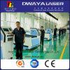 Machine 2015 de découpage de laser de fibre de Dwaya 500W pour le métal