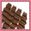 Heiße Verkaufs-Jungfrau Remy peruanisches wellenförmiges Haar loses tiefes 14inches