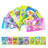 Autoadesivo della zanzara del fumetto 24PCS/Pack di colore di Muti anti per i bambini del bambino