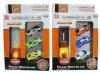 Le jeu ferroviaire de lancement de véhicule de catapulte de jouet en plastique de véhicule a placé (H7518010)